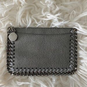STELLA MCCARTNEY FALABELLA CARD HOLDER